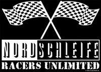 "T-shirt ""Nordschleife RACERS UNLIMITED"""