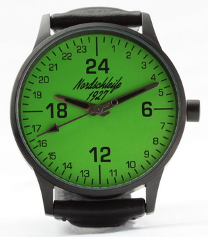 "Nordschleife� 1927 ""GREEN HELL EDITION"" 24 hour watch"