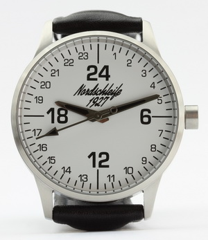 "Nordschleife� 1927 ""SPEEDWHITE EDITION"" 24 hour watch"