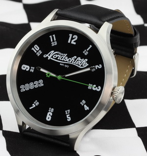 Nordschleife� 20832 SUPER PLUS 65 millimeter watch
