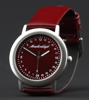 Nordschleife 24-hour 'Lady Line' watch