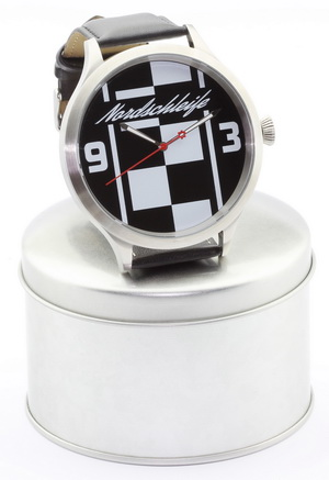 Nordschleife Chequered Flag Caliber 65 mm watch