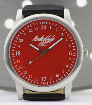 Nordschleife 1927 RED LINE Edition 24h watch