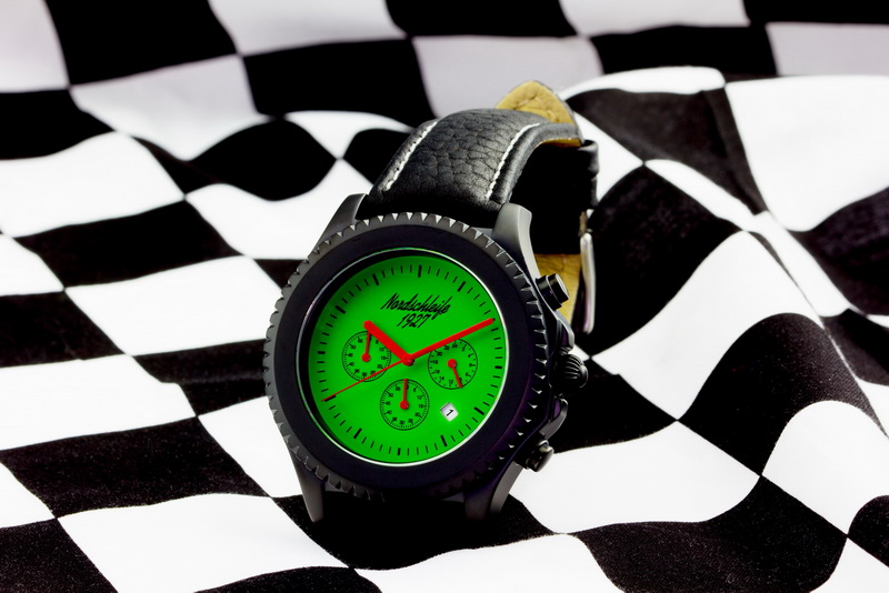 "Nordschleife� 1927 ""GREEN HELL EDITION"" XXL Chronograph"