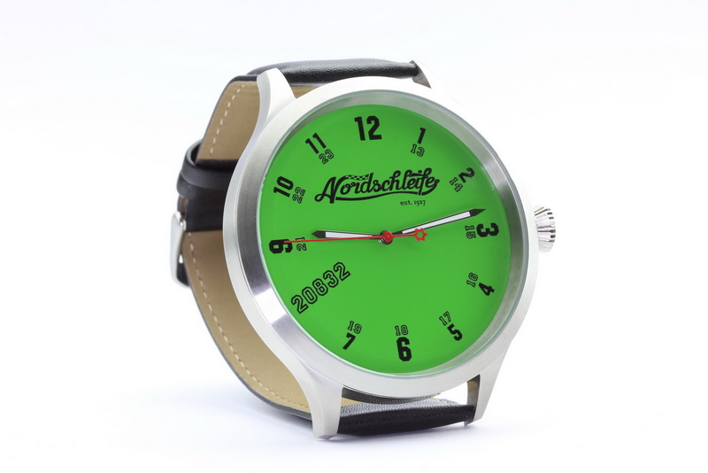 "Nordschleife� ""GREEN HELL EDITION"" 20832 SUPER PLUS watch"